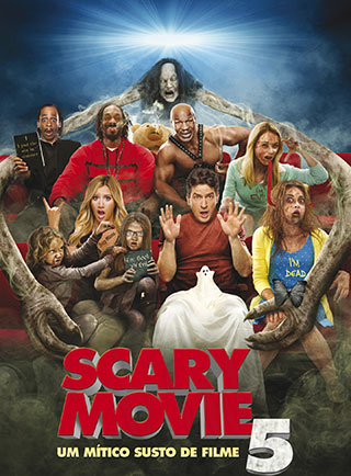 Scary Movie 5 – Um Mítico Susto de Filme