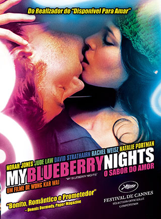 My Blueberry Nights – O Sabor do Amor